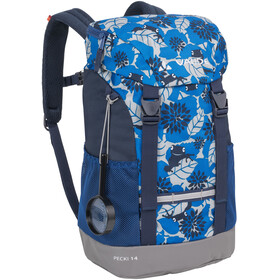 VAUDE Pecki 14 Backpack Kids radiate blue